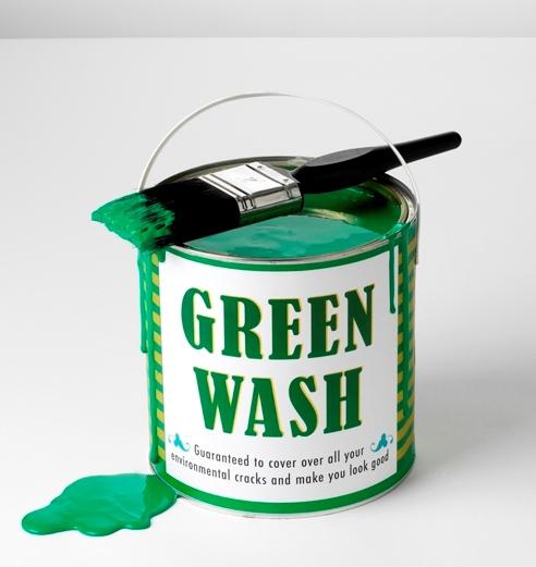 greenwashing : l'écologie tiraillée entre ethique et business