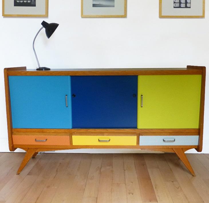 le mobilier vintage fait un tabac - Mobilier Vintage