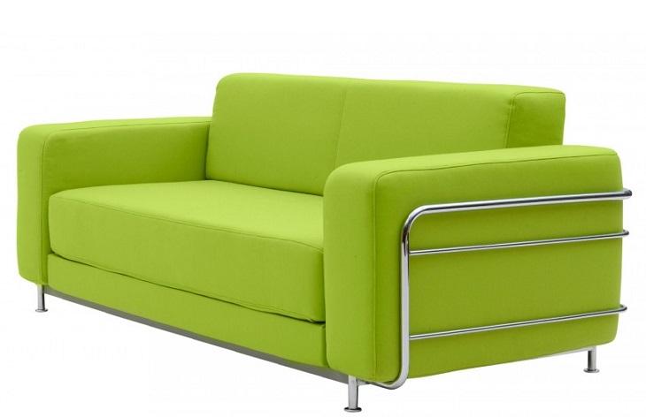 canape convertible design, piece maitresse d un appartement bien optimisé