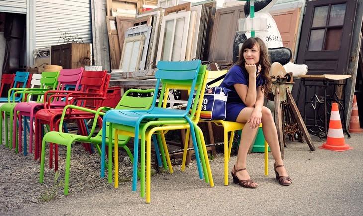 Les chaises de jardin, le clou de votre décoration d'extérieure !2