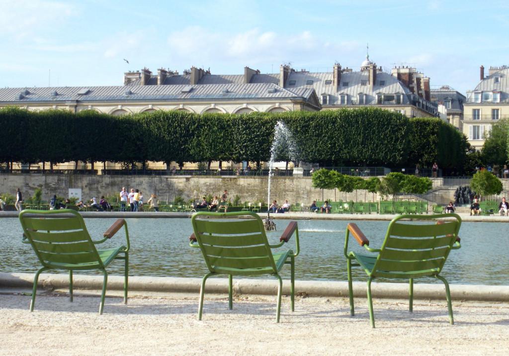 Les chaises de jardin, le clou de votre décoration d'extérieure !3