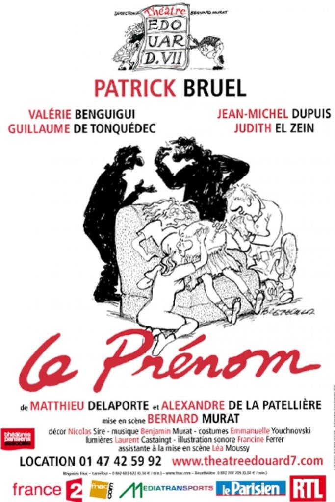 Comment expliquer le succès de la pièce Le Prénom ?2