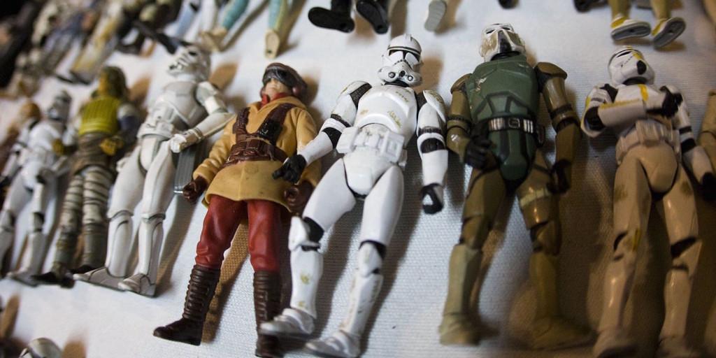 Les produits dérivés Star Wars sont en plein boom !3