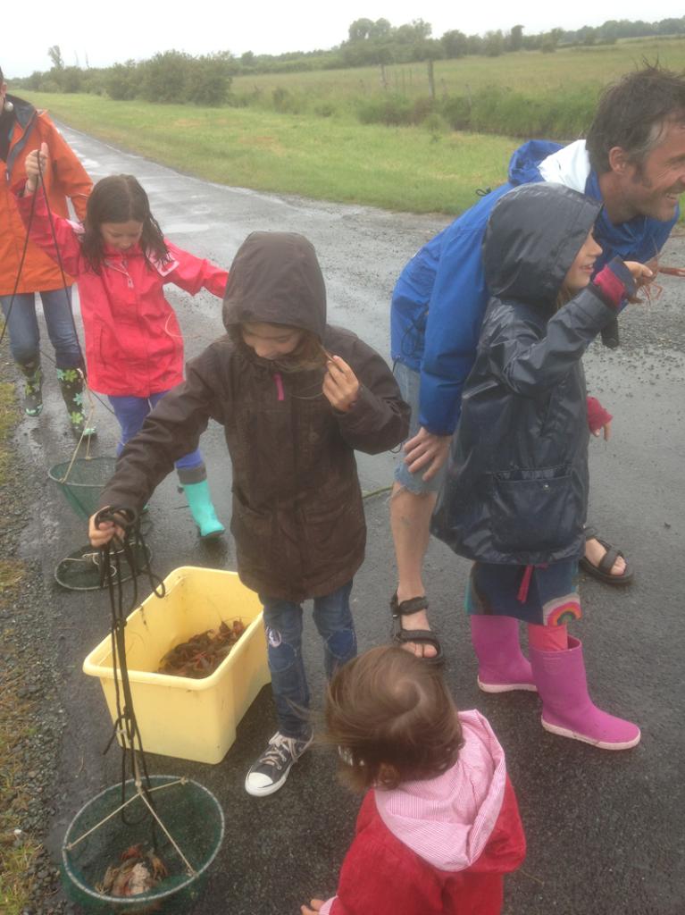 Le ciré anti pluie, pour des enfants bien au sec !2