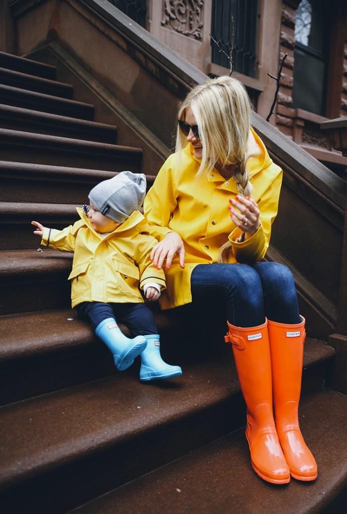 Le ciré anti pluie, pour des enfants bien au sec !3