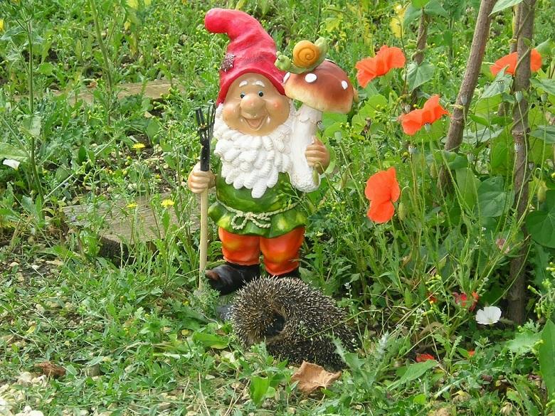 La fantastique et étonnante histoire des nains de jardin 2
