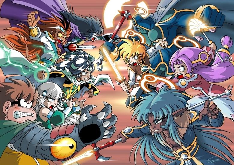 Retour au monde de l'enfance avec la BD Les Légendaires 2
