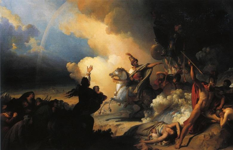 La peinture historique, genre désuet mais toujours grand 4
