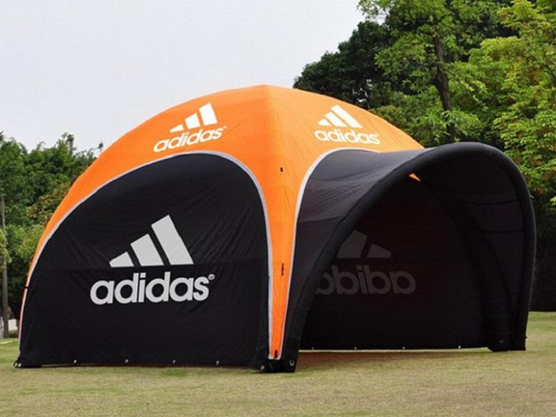 Booster sa communication avec les tentes publicitaires 1