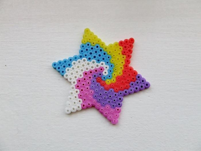 Les perles à repasser: le loisir créatif à faire en famille!