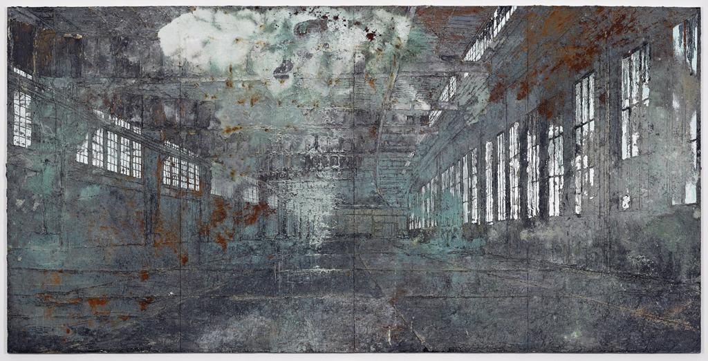 La gravure sur bois dans l'œuvre de Anselm Kiefer