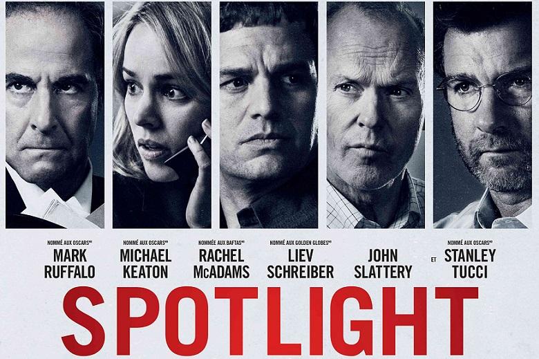 La force tranquille du film Spotlight 4