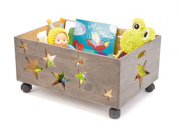Choisir un coffre à jouets pour les enfants !