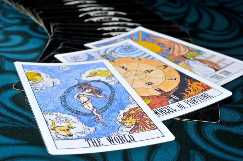 carte-tarot-monde