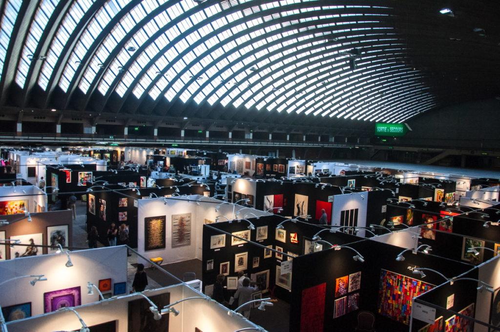 parc des expositions interieur