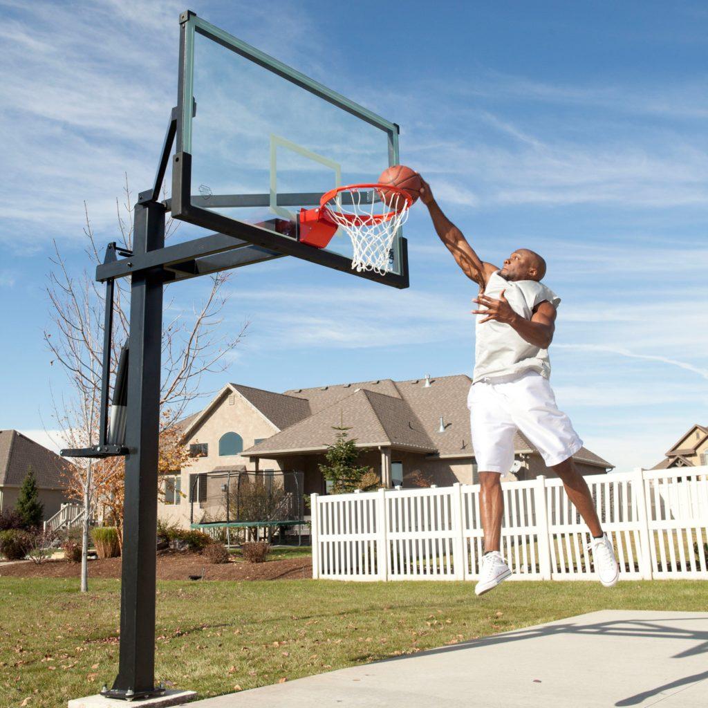 panier de basket 3m05