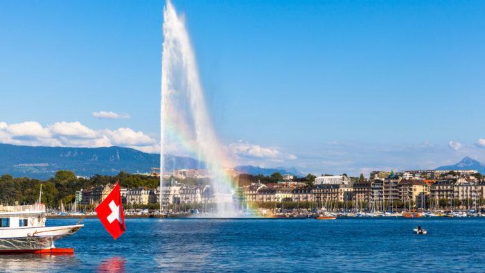 restaurant à Genève