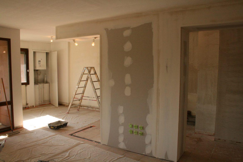 renovation appartement ordre travaux