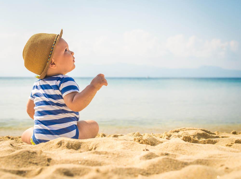 67e1ed032c Comment faire pour protéger les petits du soleil pendant l'été ?