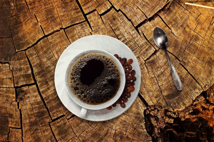 Capsule de café biodégradable