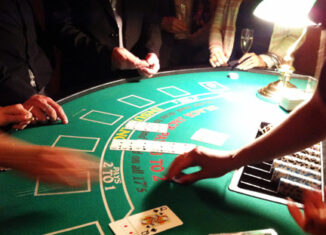 Animation casino