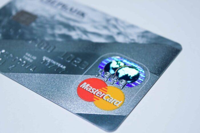 Stickers carte bancaire