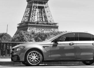 Location de voiture à Paris