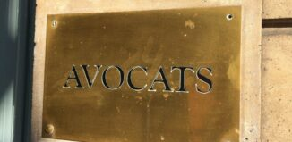 Cabinet d'avocat à Paris