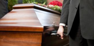 Porteur de cercueil