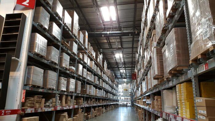 location entrepôt