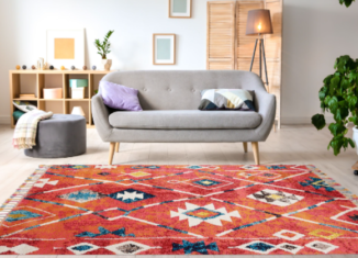 tapis berbère pour son salon